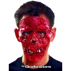 Careta Zombie Sangriento