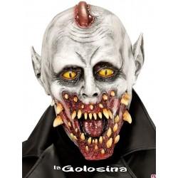 Mascara cabeza completa grande vampire