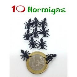 Pack 10 Hormigas