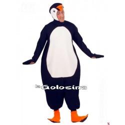 Disfraz Ad. Pingüino.