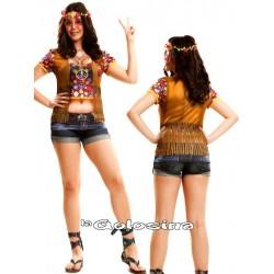 Camiseta Hippie Girl - yiija.