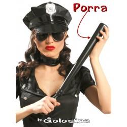Porra Antidisturbios policia