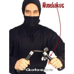 Nunchakus  Lunchacos Ninja Samurai