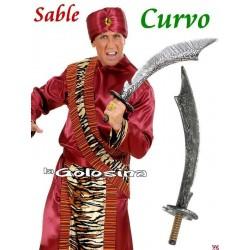 Espada curva mozarabe 72 cm