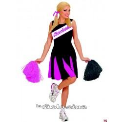 Disfraz Ad. Cheerleader (animadora ng/rs).