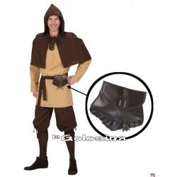 Bolso cinturon tipo medieval