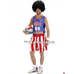 Disfraz Ad. NBA (jugador baloncesto).