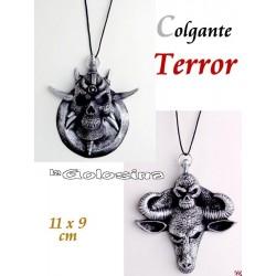 Colgantes Terror 11 cm
