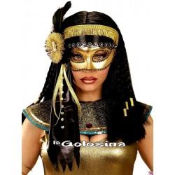 Antifaz Egipcio Cleopatra