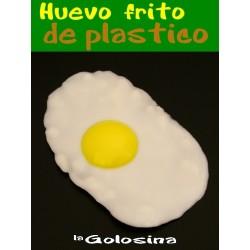 Broma Huevo frito de plastico