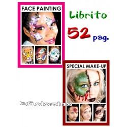 Librito Como maquillar 52 paginas GRIMAS