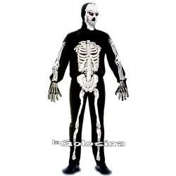 Disfraz Ad. Esqueleto