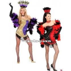 Disfraz Cabaret, trapecista *.