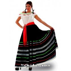 Disfraz Ad. Mexicana