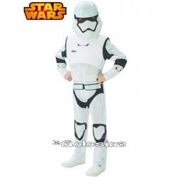 Disfraz Inf. Niñ@: Stormtroopers (LICENCIA)