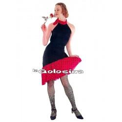 Disfraz Ad. Flamenca Faralay