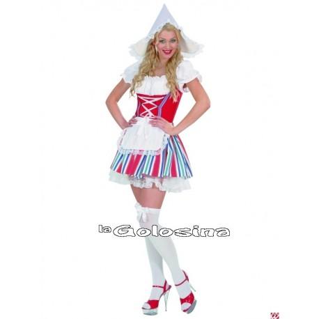 Disfraz Ad. Holandesa