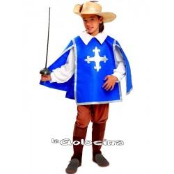 Disfraz Niño: Mosquetero.
