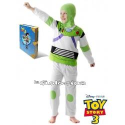Disfraz Inf. Niño Buzz Lightyear Pijama DISNEY (LICENCIA).