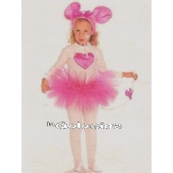 Disfraz Niña: Ratita *.