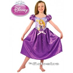 Disfraz Inf. Nina Rapunzel DISNEY