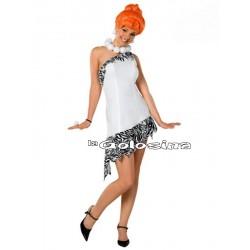 Disfraz Ad. Vilma - Warner  The Flintstone