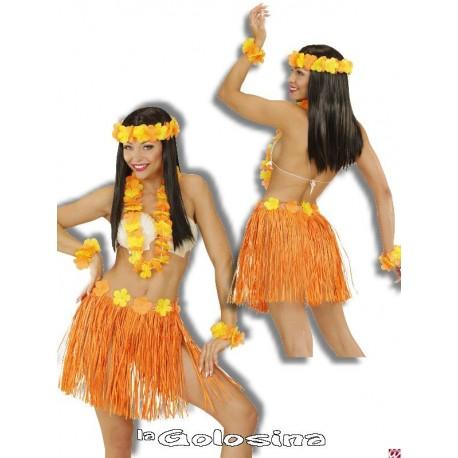 Set Hawaiano colores
