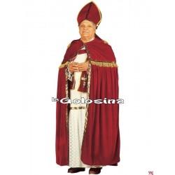 Disfraz Ad. Obispo.
