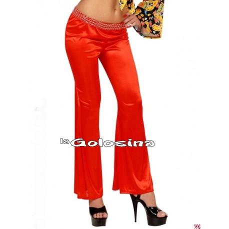 Pantalon de chica campana