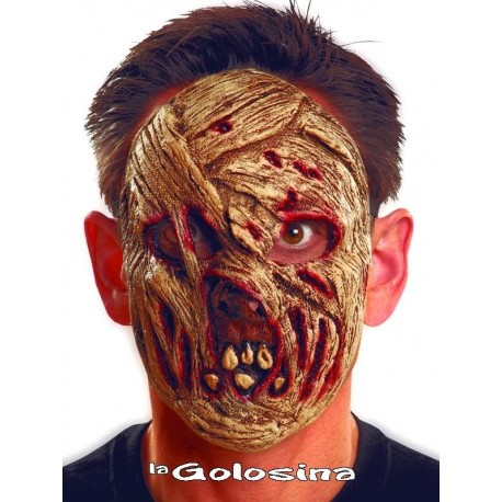 Careta Momia Zombie