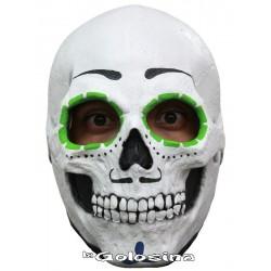 Careta Catrin Skull muerte mexicana