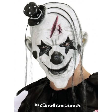 Careta Pierrot Murderer pierrot asesino