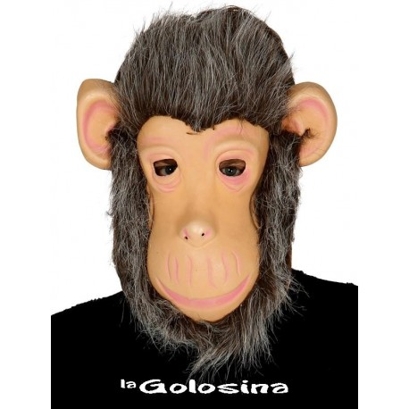 Careta EVA Orangutan con pelo