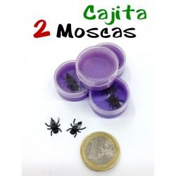 Cajita 2 moscas
