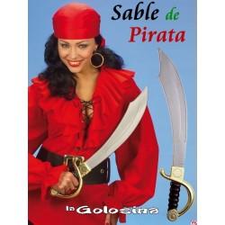 Espada de pirata 55 cm.