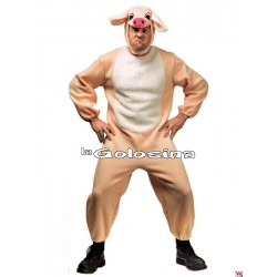 Disfraz Ad. Cerdo.
