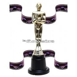 Estatuilla dorada premio