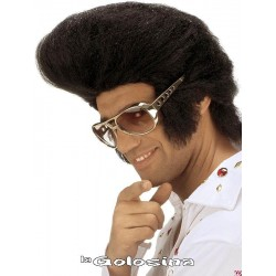 Gafas doradas Rey del Rock. Elvis