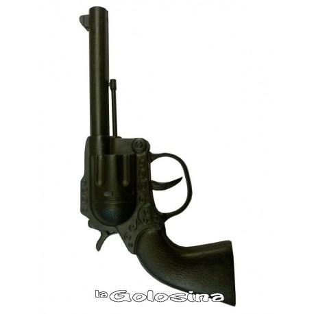 Pistola negra plastico