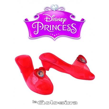 Zapatos Princesas DISNEY