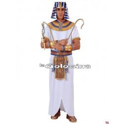 Disfraz Ad. Faraon lujo.