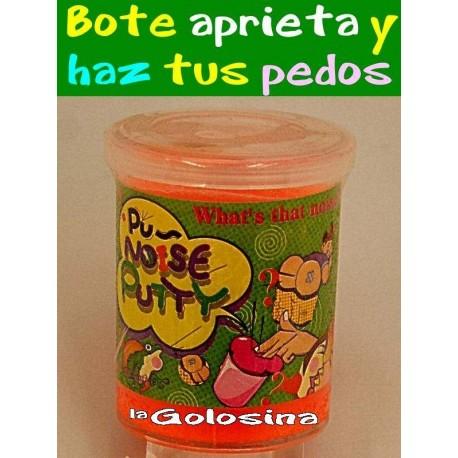 Broma Bote gelatina hace pedos