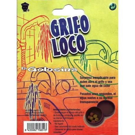 Broma Grifo Loco