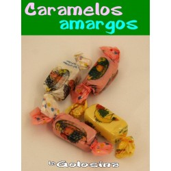 Bromas 4 caramelos AMARGOS