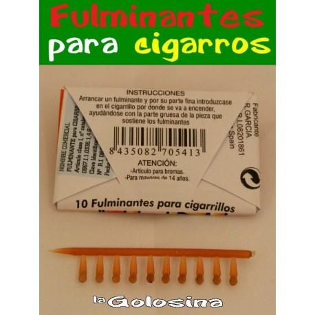 Broma 10 Fulminantes para cigarrillos