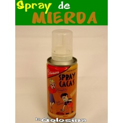 Broma Spray de mierda