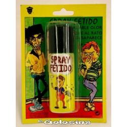 Broma Spray Fetido Huele a mierda