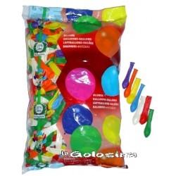 Globos fiesta 1000 U Globos de agua 9 cm