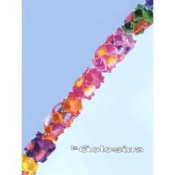Guirnalda colores 4 metros