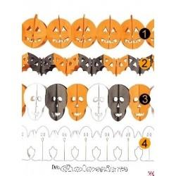 Guirnalda Halloween 3 metros